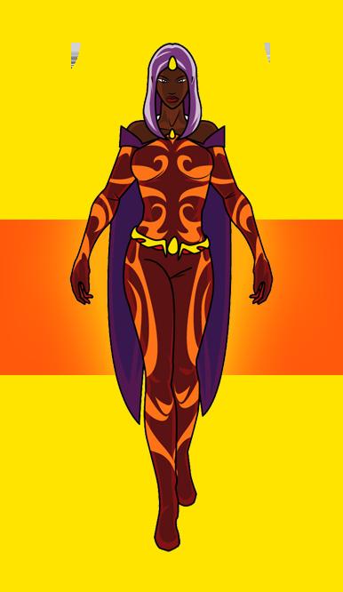 Queen Kindoki